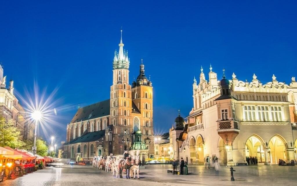 Jedinečná atmosféra Krakova vás pohltí