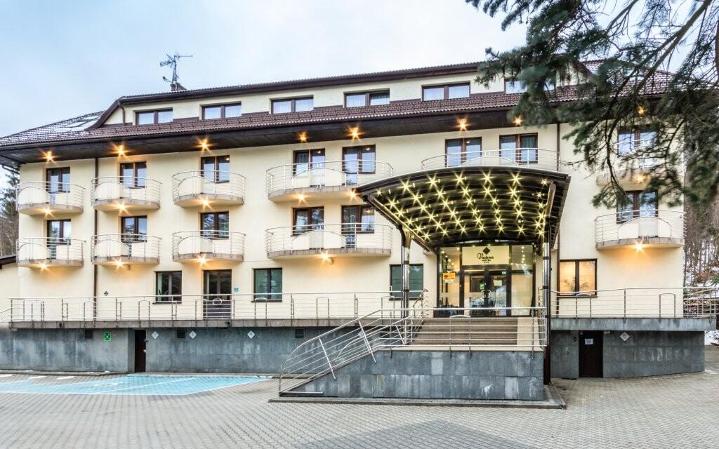 Moderný Hotel Vestina ***, Wisła, Poľsko