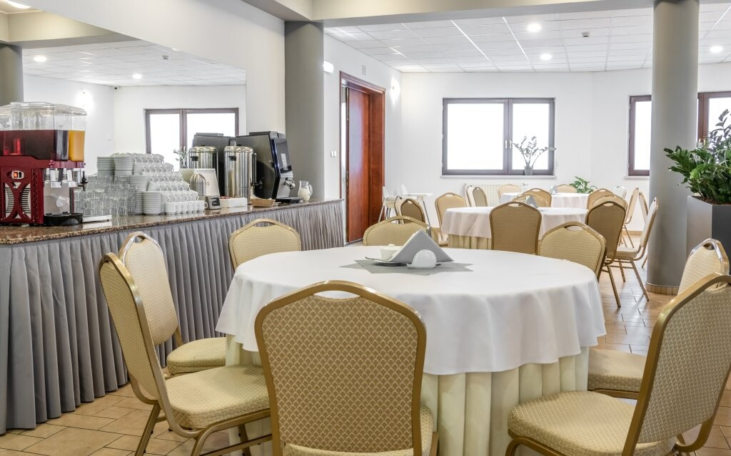 Reštaurácia, Hotel Vestina ***, Wisła, Poľsko