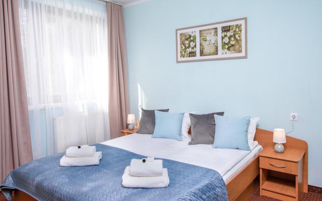 Pohodlné izby, Hotel Vestina ***, Wisła, Poľsko