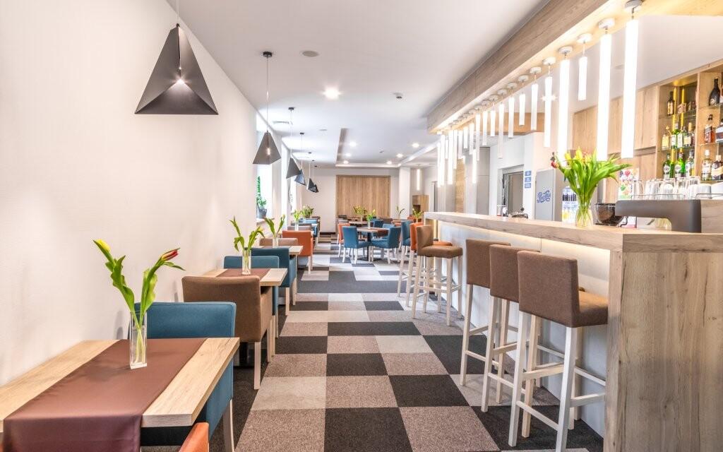 Kavárna a bar, Hotel Vestina ***, Wisła, Poľsko