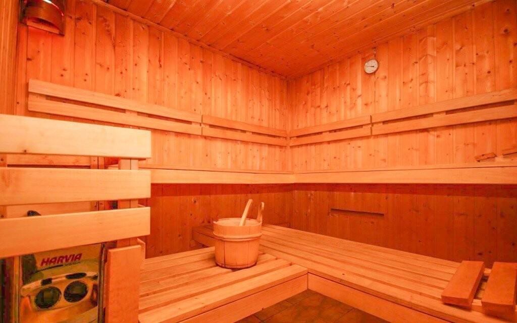 Dopřejte si neomezenou relaxaci v sauně