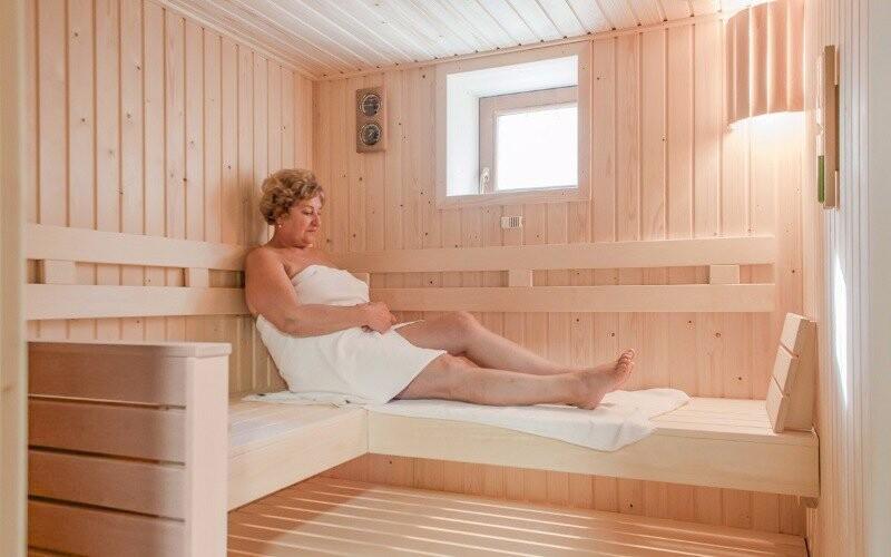Navštivte finskou nebo bio saunu