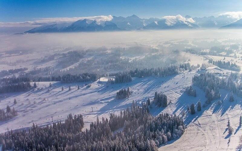 Objevujte polské Tatry