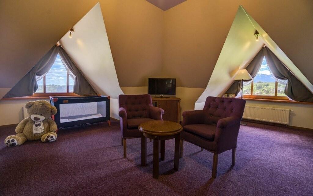 Vyberte si pokoj Premium nebo Premium Plus