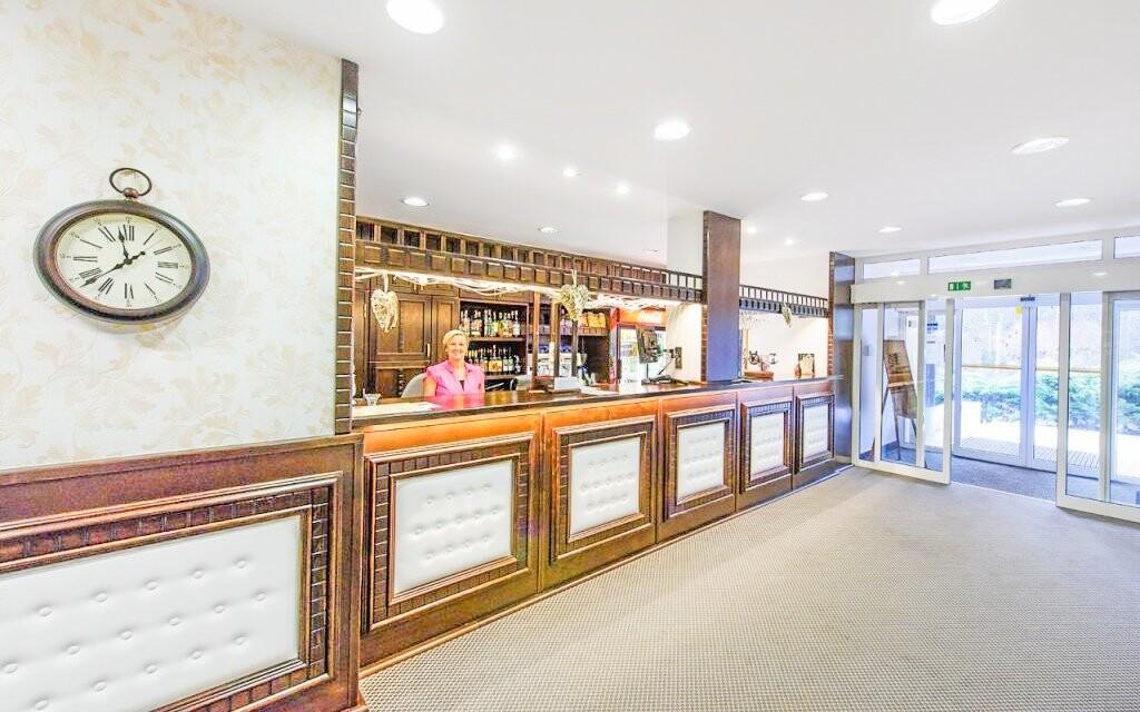 Luxusní interiér hotelu