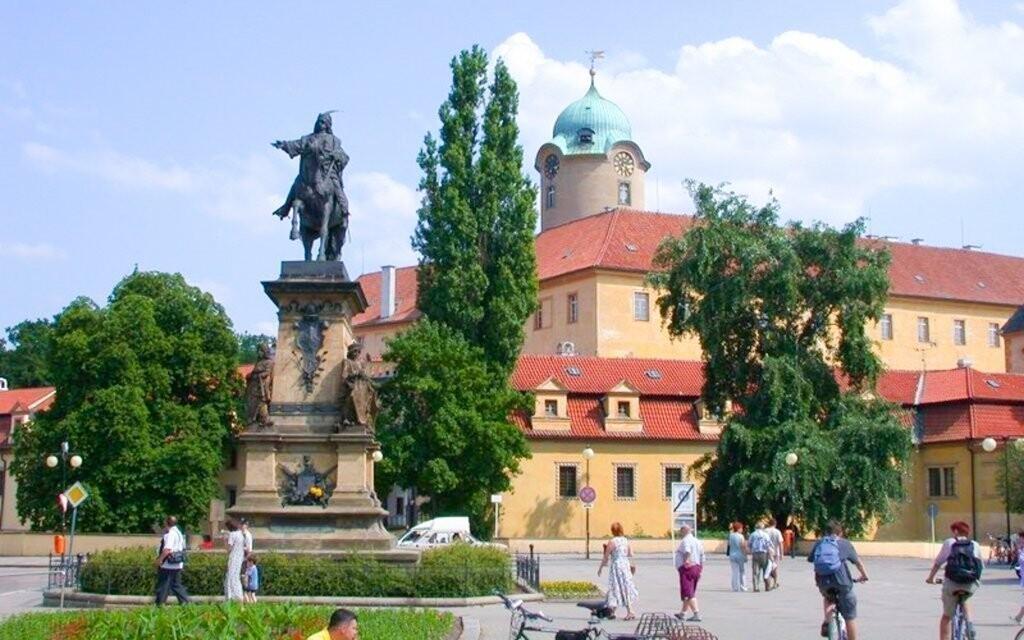 Poděbrady jsou krásné město plné historických památek