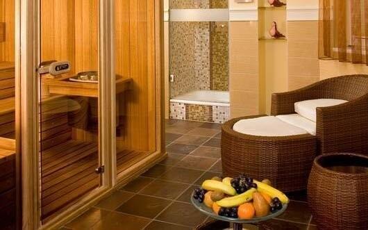 Těšte se na relaxaci v sauně