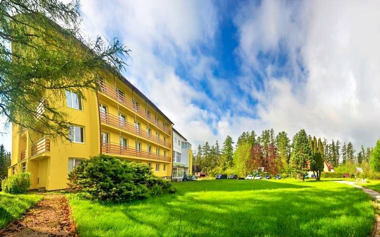 Hotel Lesana nabízí veškerý komfort