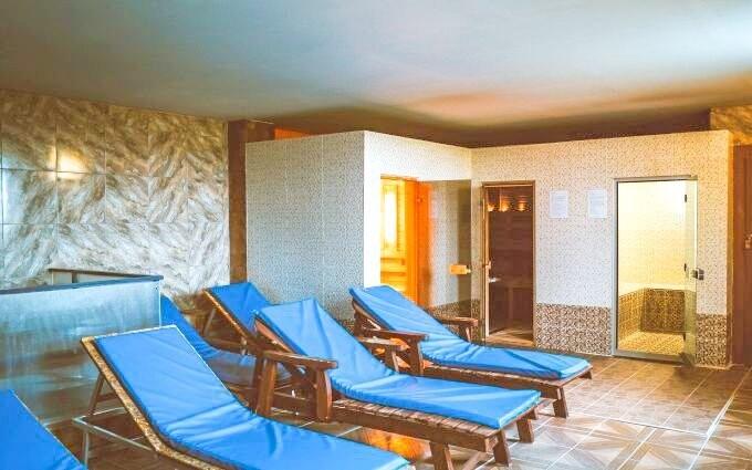 Vychutnejte si moderní saunování na úrovni