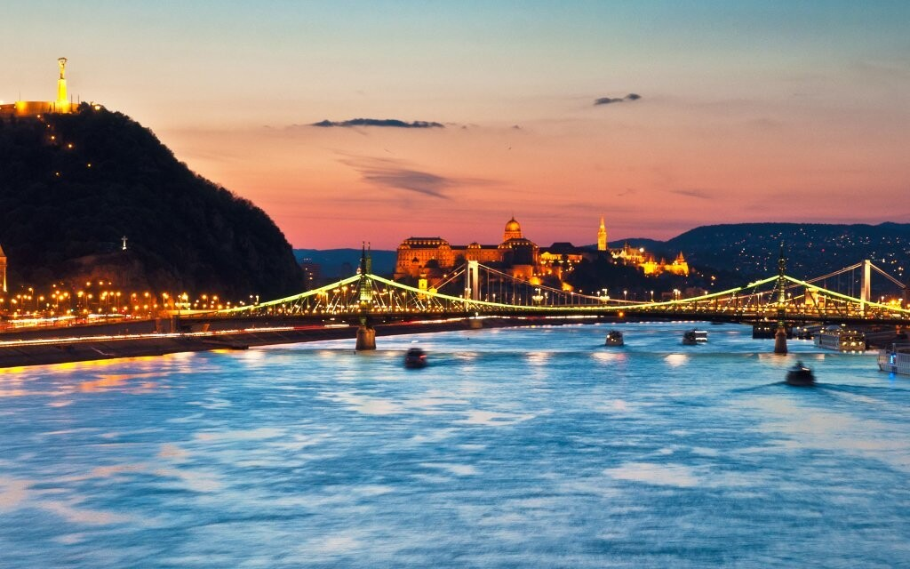 Užijte si plavbu lodí po Dunaji