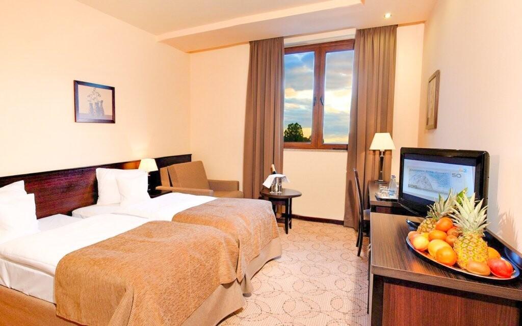 Užijte si komfort ve 4* pokojích
