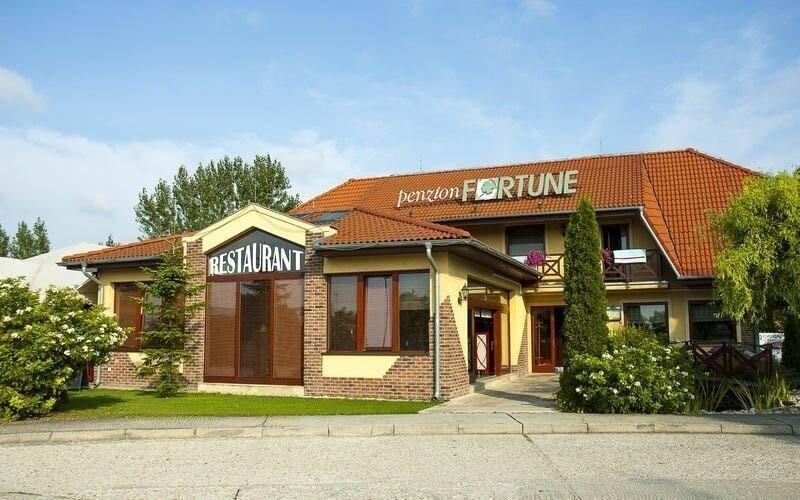 V penzionu Fortune se budete cítit jako doma