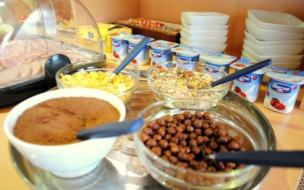 Tešte sa na raňajky formou bufetu