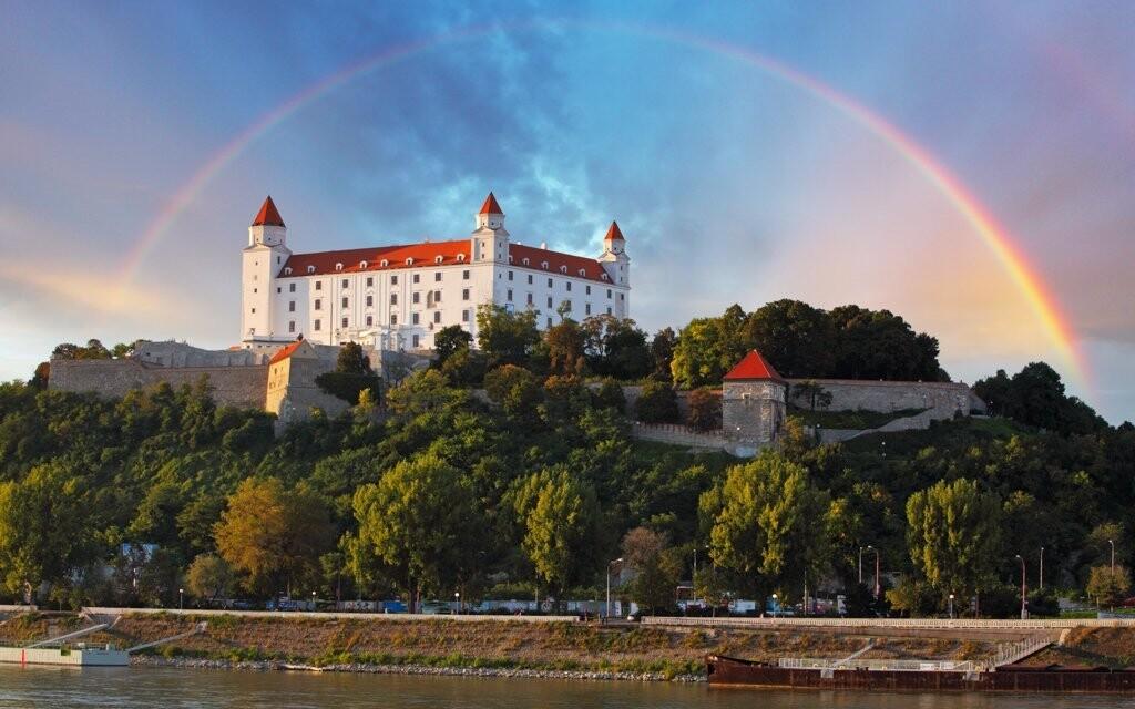 Zavítejte například na Bratislavský hrad