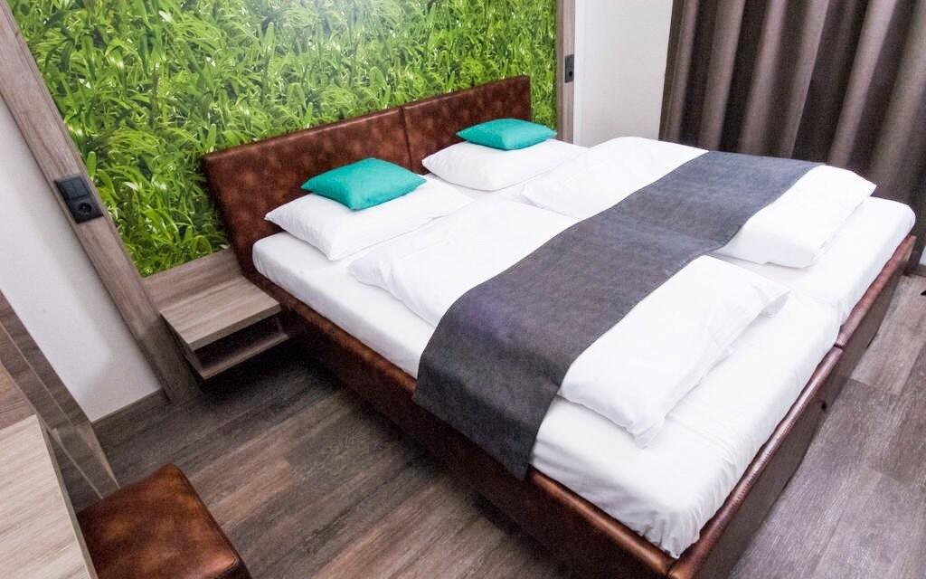Čaká vás ubytovanie v moderných izbách