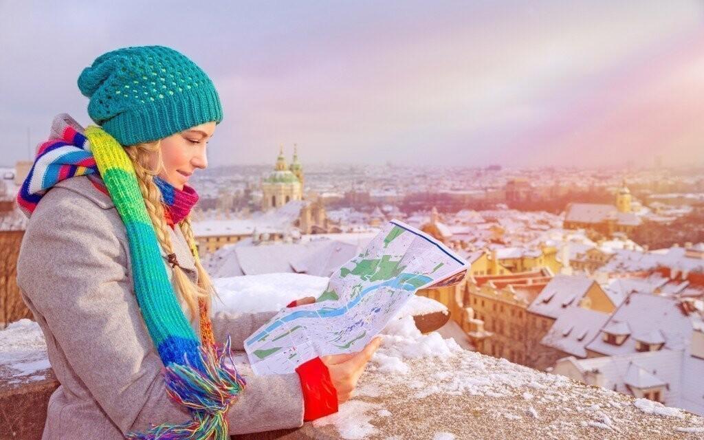 Stovežatá Praha má svoje čaro v akomkoľvek ročnom období