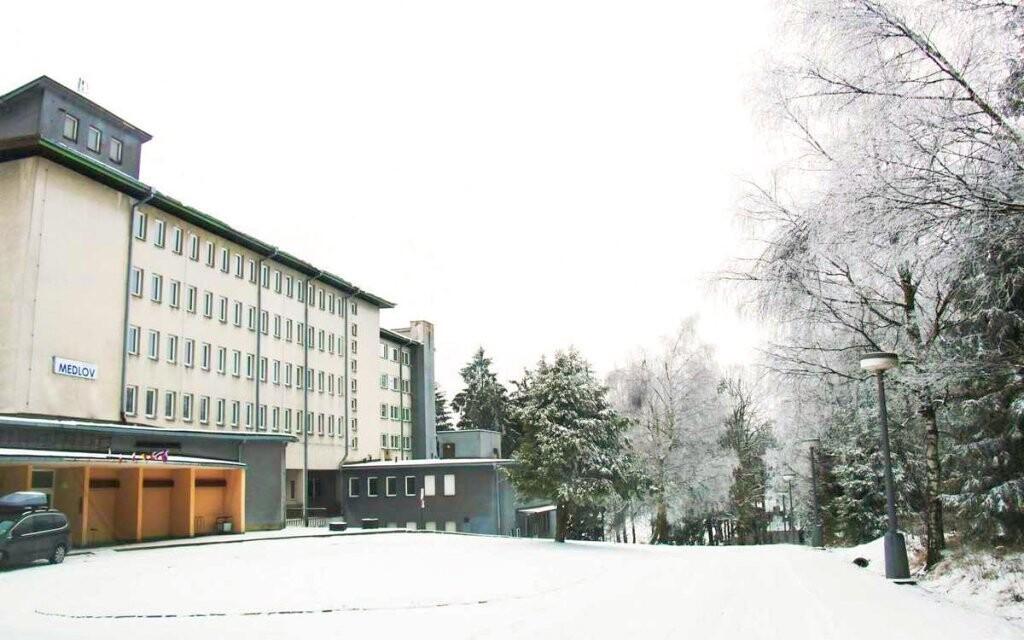 Hotel Medlov na vás čeká