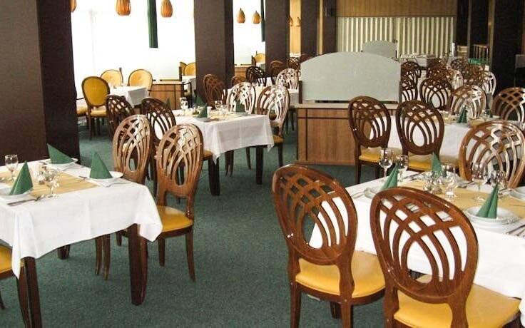 Užijte si atmosféru hotelové restaurace