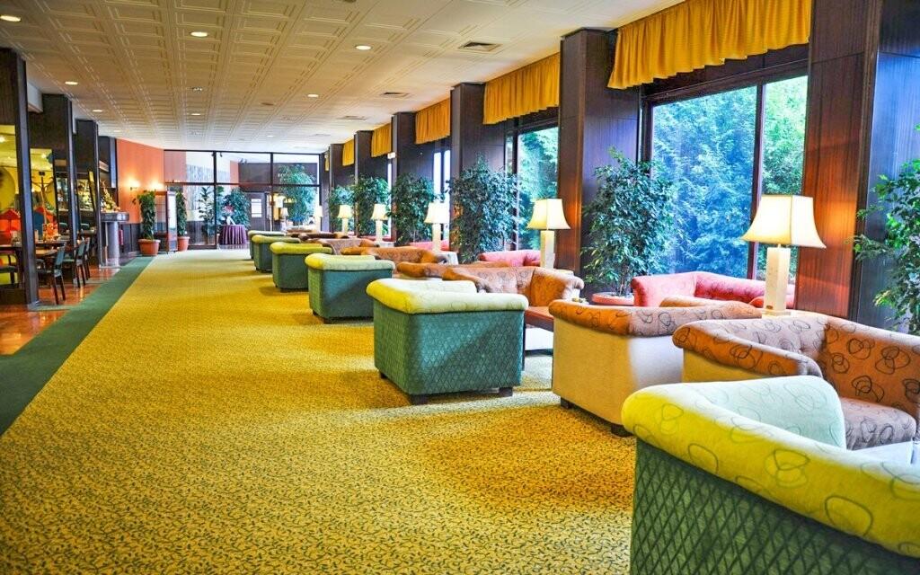 Luxusni interiéry hotelu