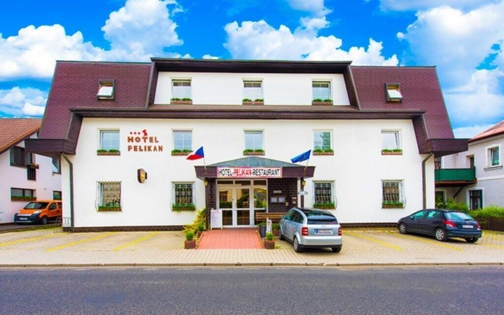 Zažijte dovolenou v Mariánských Lázních v hotelu Pelikán