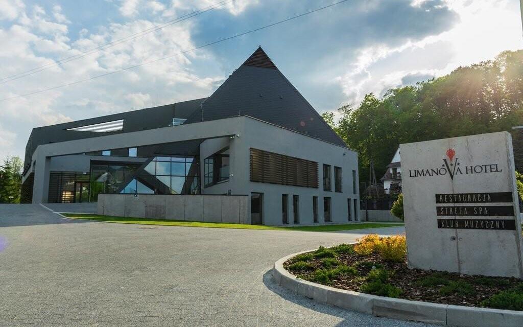 Limanova Hotel *** poskytuje moderní zázemí