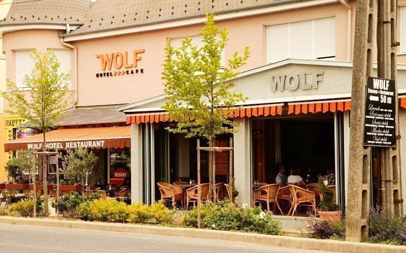 Penzion Wolf bude vaším výchozím bodem