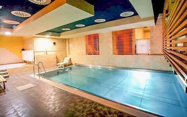 Odpočiňte s v tomto nádherném bazénu