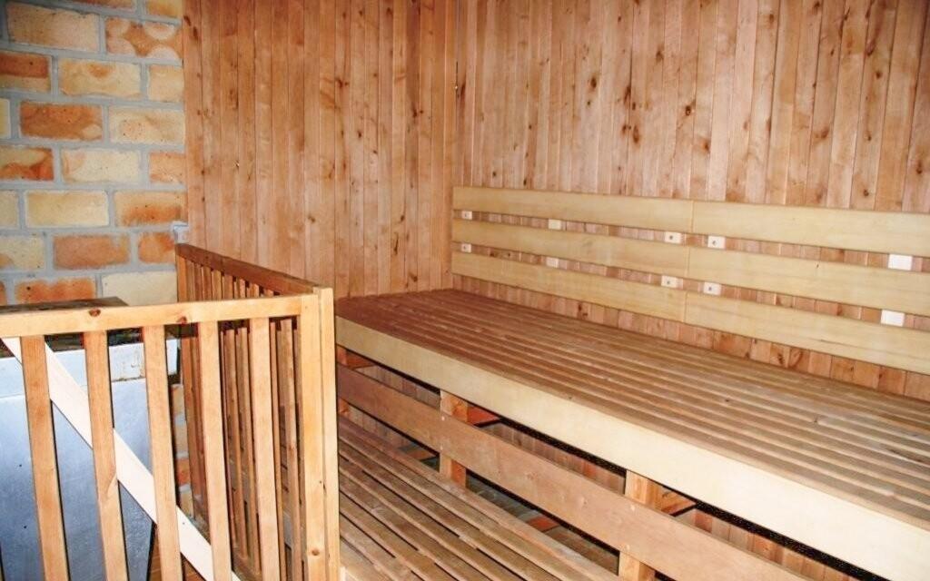 Odpočiňte si v sauně