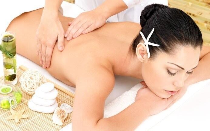 Vybrat si můžete ze široké nabídky masáží