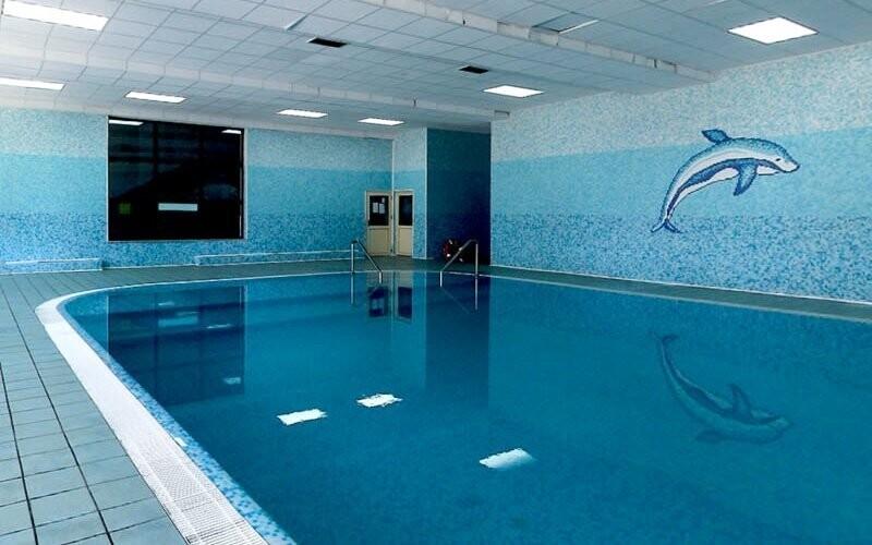K dispozici máte i vnitřní bazén