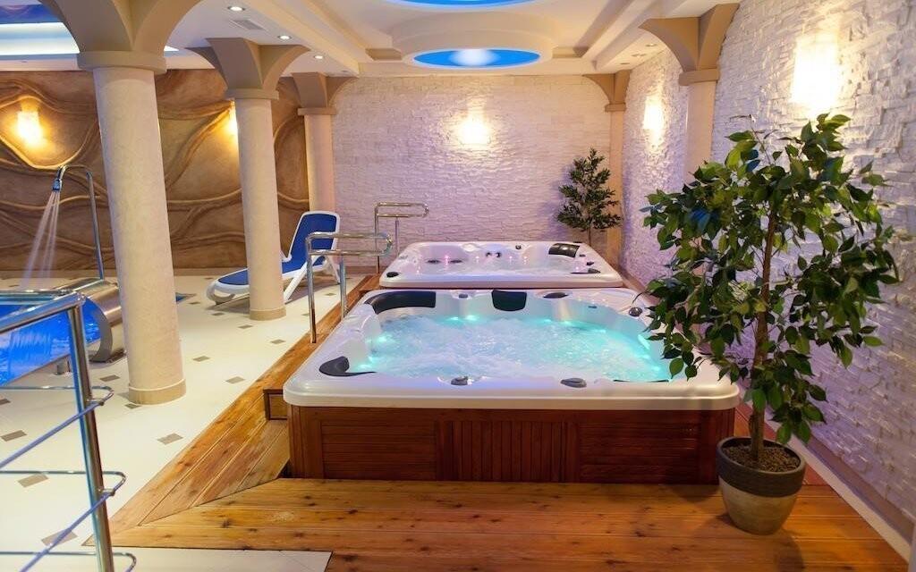 Užijte si veškerý luxus v hotelovém wellness naplno