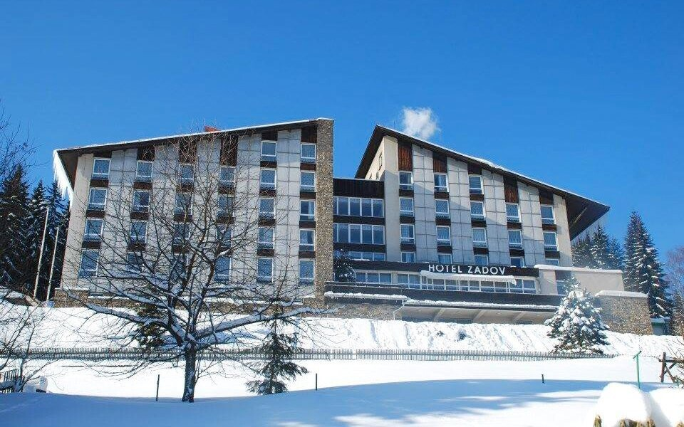 Užijte si ubytování v hotelu Zadov ***