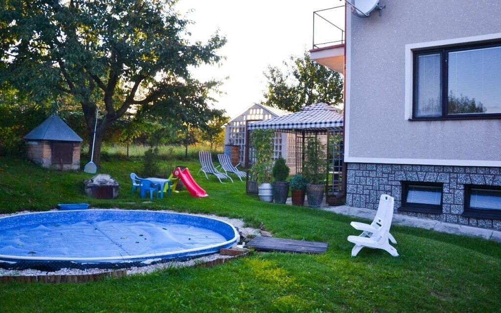 Užijte si dovolenou na Vysočině v Chalupě Sofie