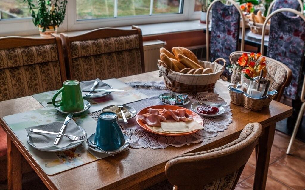 Tešte sa na chutnú polpenziu a tradičnú českú kuchyňu