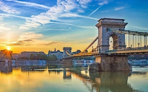 Budapešť je kouzelné město