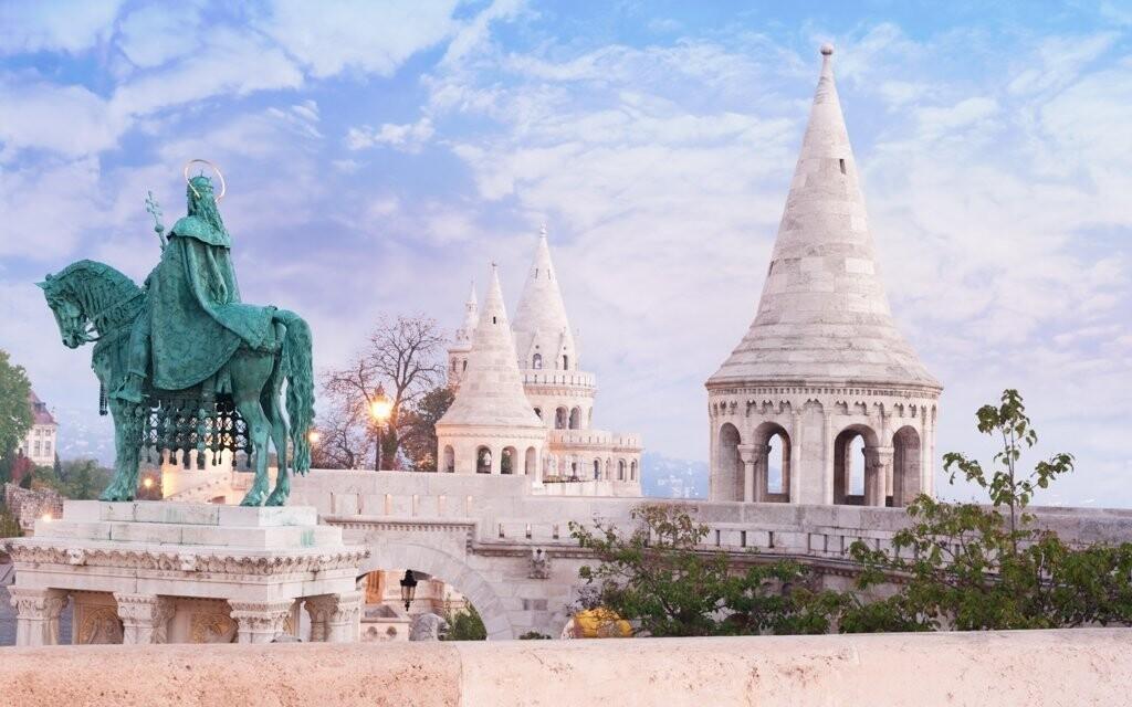 Na dosah máte ty nejkrásnější památky Budapešti