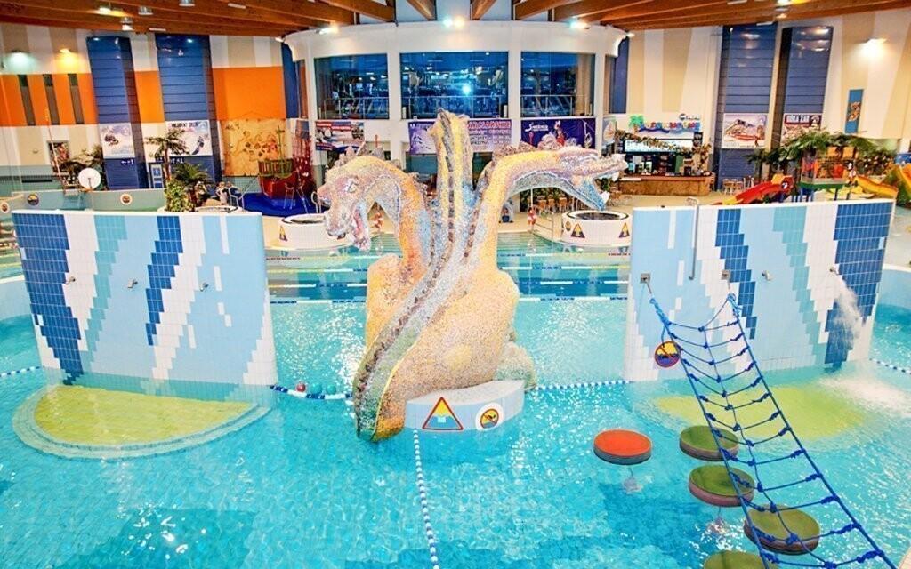 Urobte si výlet do najväčšieho aquaparku v Poľsku