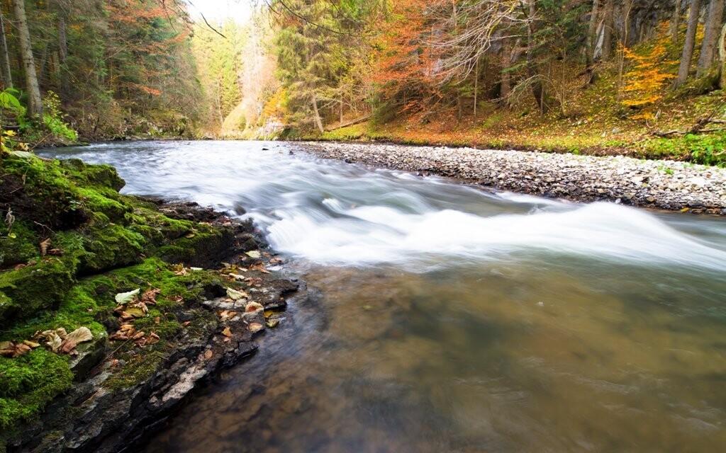 Ve Slovenském ráji si užijete krásnou přírodu