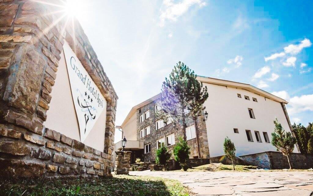 Hotel se nachází v Národním parku Slovenský ráj