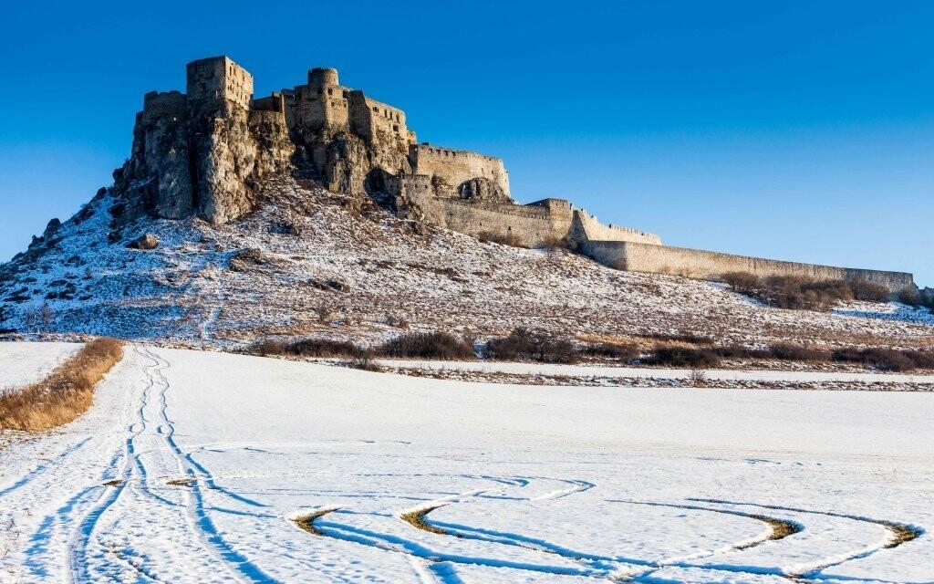 Nedaleko najdete Spišský hrad