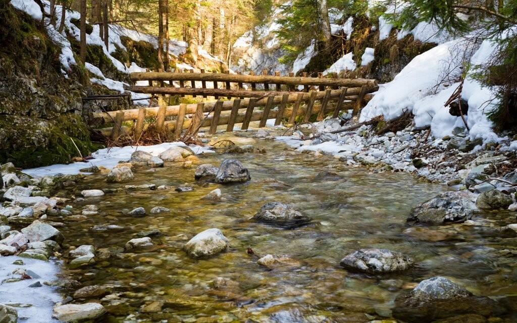 Příroda ve Slovenském ráji nadchne každého