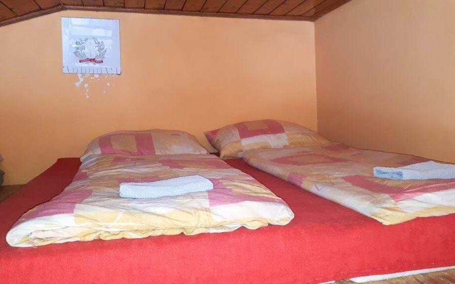 Apartmán je nenáročné ubytovanie napríklad pre rodiny