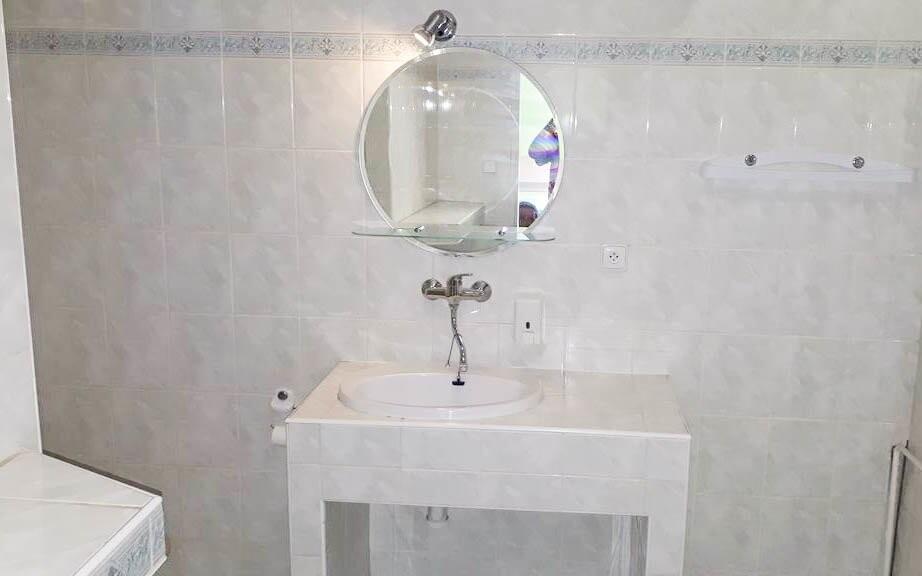 Vlastná kúpeľňa na ubytovaní