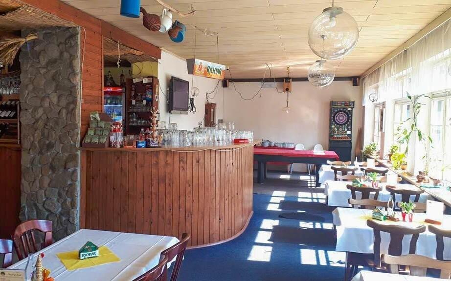 Reštaurácia v Horskej chate Orlice