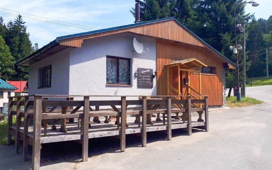 Ubytování v samostatném apartmánu Horské chaty Orlice