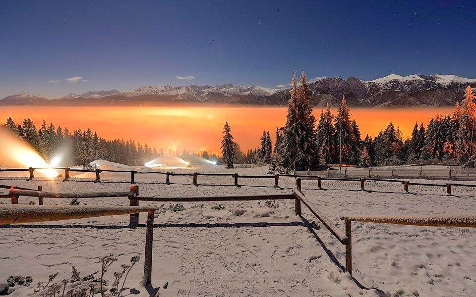 Užijte si zimu v Tatrách v Polsku