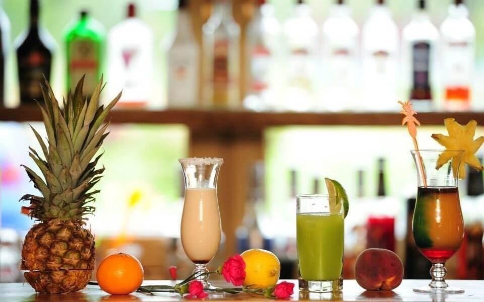 Na baru dbají o pravidelný přísun vitamínů