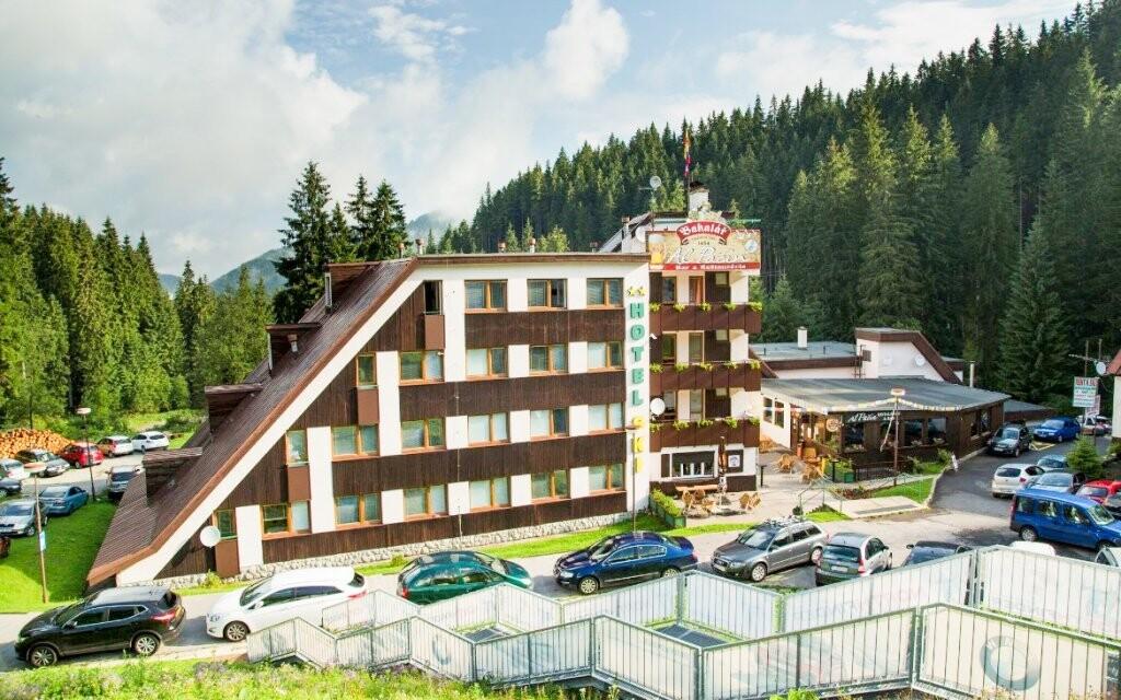 V Nízkých Tatrách na vás čeká Hotel SKI