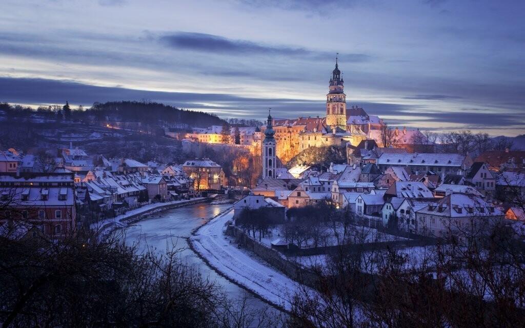 Na výlet sa vydajte do Českého Krumlova, pamiatky UNESCO